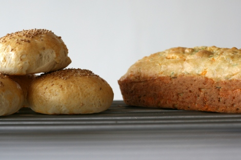 Buns and Bread, Prettyinprint, via Flickr, CC-BY-ND-2.0
